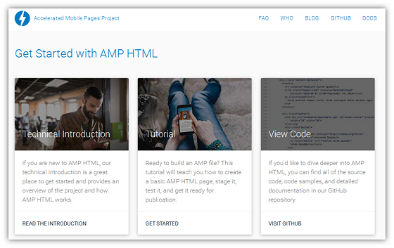 SEO Mobile: Site AMP Project