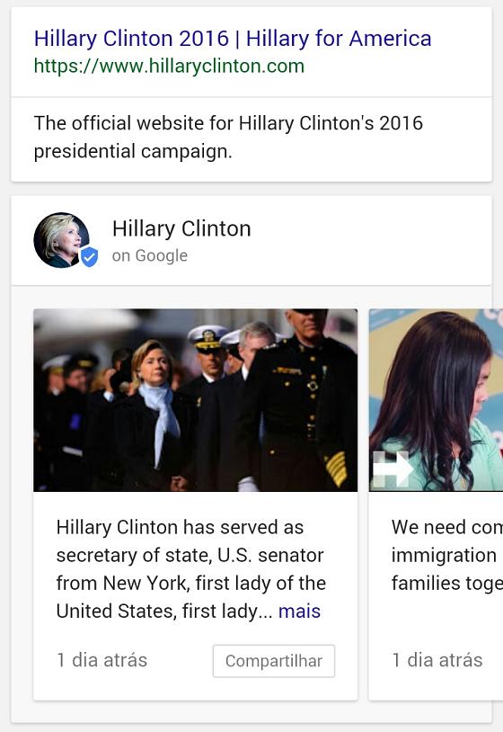 Google Posts: Postagem nos Resultados Orgânicos de Pesquisa
