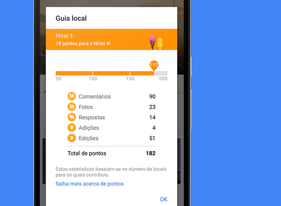 Google Local Guides - Guias Locais
