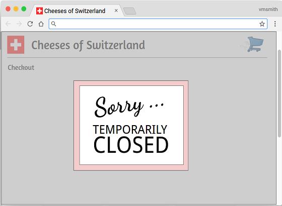 Site temporariamente fora do ar: status 503 para o Google